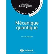 Mécanique quantique memento