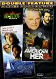 THE VOYAGE OF THE YES+A REAL AMERICAN HERO{Desi Arnaz Jr.+Brian Dennehy] by LOU ANTONIO-/-LEE H. KATZIN