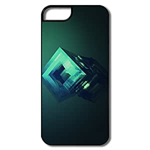Personalized Cheap Hard Plastic Dust Proof Facets Iphone 5s Cases