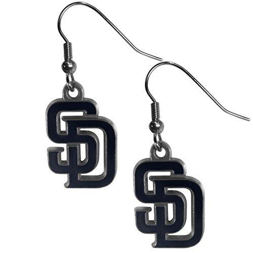 MLB San Diego Padres Dangler Earrings