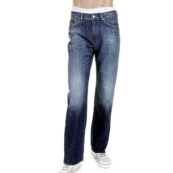 BOSS Hugo Jeans - Homme - Bleu - 30 Taille  Amazon.fr  Vêtements et ... 8bb86a03786d