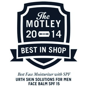 Urth Skin Solutions for Men Face Balm 2 ounces
