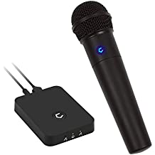 Cobble Pro [Source Vocal Removal Technology] Wireless Karaoke Microphone, Portable & Sing Anywhere KTV Karaoke System, Choose Unlimited Music Source from YouTube, MP4 by iPhone/iPad/Cellphone/Tablet