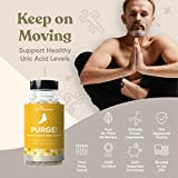 Purge! Uric Acid Cleanse & Joint Support