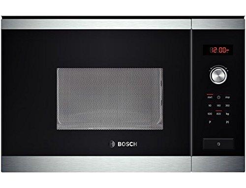 Bosch HMT75M654B - Microondas (Integrado, 20 L, 800 W ...