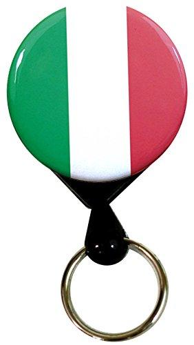 Buttonsmith Italy Deluxe Retractable Heavy