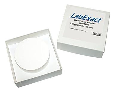 934-AH Binderless Glass Microfiber Filter Media 12.5 cm