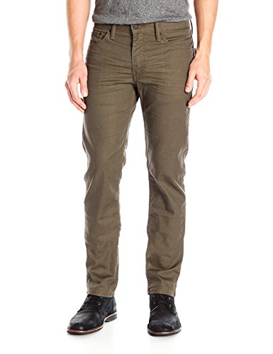 Stretch Khakis Cotton (Levi's Men's 511 Slim Fit Jean, New Khaki 3D - Stretch, 34W x 34L)