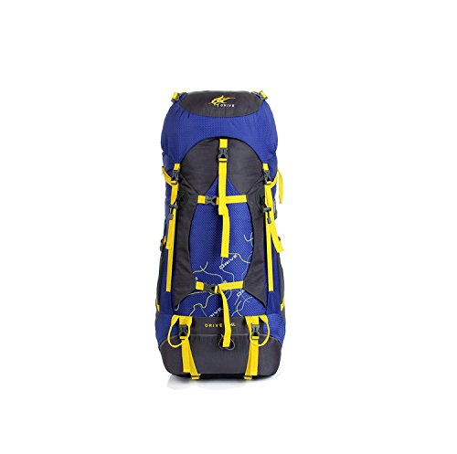 Modovo Waterproof Ultralight Internal Frame Backpack TCS ...