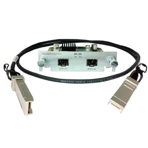 Image of AMER Networks Amer Networks Ss3gr10sk130 10G Interconnect Stacking Kit 130Cm for