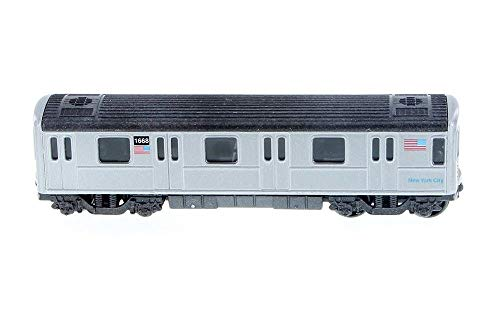 Awesome New York City MTA Metro Subway Rail Train diecast Model from IA_BIG