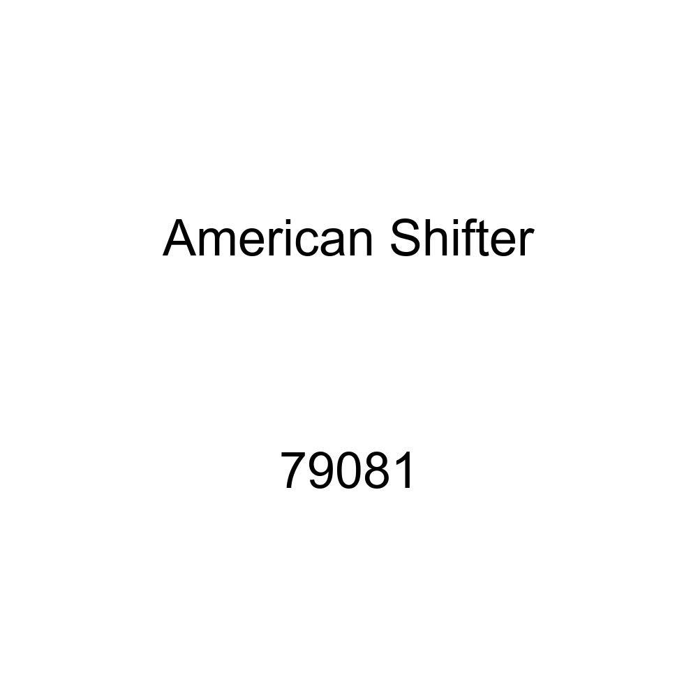 White Shift Pattern 44n American Shifter 79081 Blue Metal Flake Shift Knob with M16 x 1.5 Insert