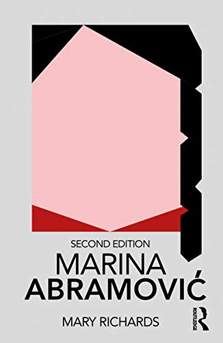 Marina Abramović (Routledge Performance Practitioners) (English Edition)