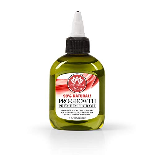Ethereal Nature Hair Oil Pro-growth 75 Ml