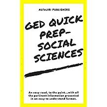 GED QUICK PREP-Social Studies