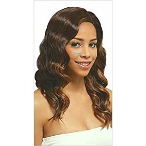 Amazon.com : Urban Beauty Wig Box AUBREE - 100% Human Hair ...