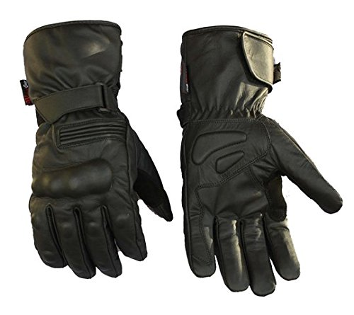 Wicked Gear Cruiser Motorcycle Gloves 3XL