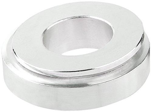 J.W. Winco 80WLA8 Spherical Leveling Washers, GN350.3, 44 mm ID, Steel by JW Winco