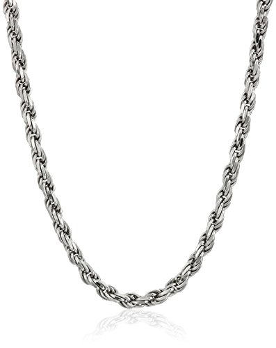 Sterling Silver Italian 0.8 mm Snake-Chain Necklace