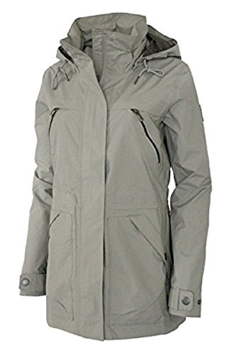 (Columbia Women's Villa Park Waterproof Mid Hooded Jacket (Small))