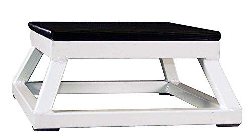 Ader Plyometric Platform Box Set- 6'', 12'' White by Ader Sporting Goods (Image #1)