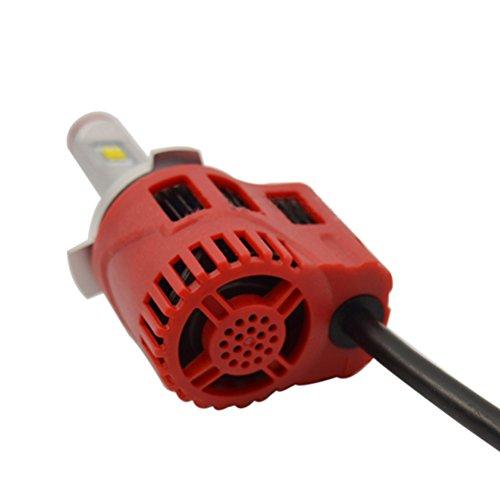 Winomo Voiture Led Double P6 Puce 90w Kit H16 Projecteur De eH2IWD9YbE