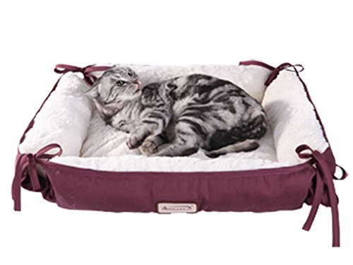 Armarkat Pet Bed, 16-Inch Square, ()