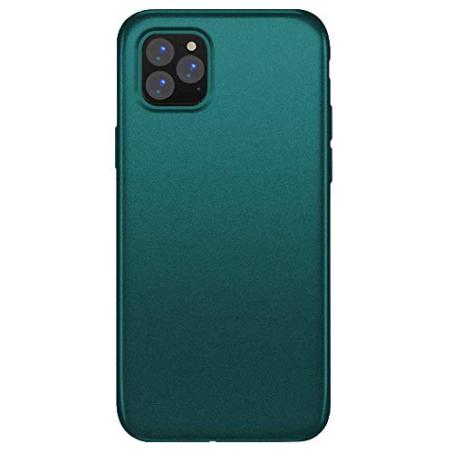 Case Compatible with iPhone 11pro Max Phone Cover Providing Protection Apple Phone Shell (Green, iPhone 11pro Max) (Apple Iphone 3gs 32gb Price In India)
