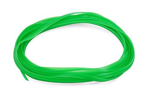 Lumision 16.4 FT (5 Meters) GREEN Flexible 3D DIY Automobile Car motor Interior Exterior Decoration Moulding Trim Strip Line (Green)