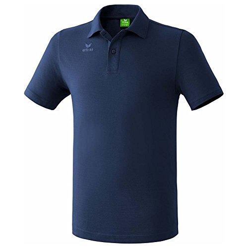 Erima Basic Polo Shirt Polohemd für Kinder & Herren Dunkelblau
