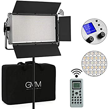 Amazon.com : GVM 150W LED Video Light with RGB Full Color