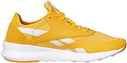 fierce Femme Fitness Nylon mars De Reebok Cl Gold Multicolore Chaussures 000 chalk Sp og white Blocking YA4v4FWB
