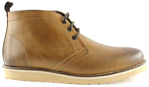 Leather Tan Boot Ikon Eddie Ankle ZnvwUfqz