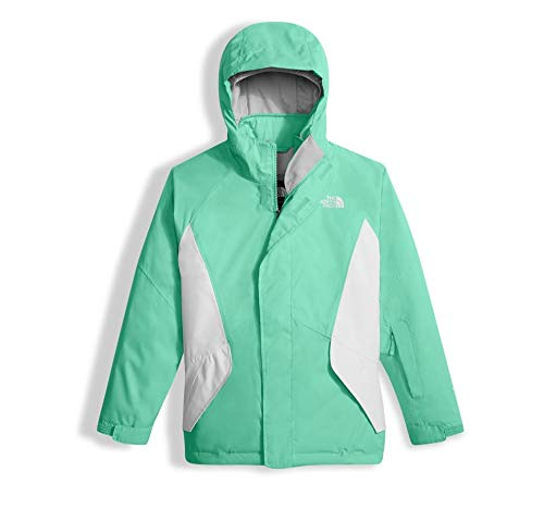 The North Face Youth Girl's Kira Triclimate Jacket Bermuda Green Medium