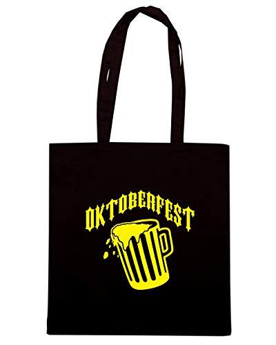 Shirt Shopper Speed Nera Borsa BEER0025 OqBZYw