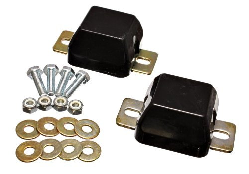 Energy Suspension 4.9103G FRONT AXLE BUMP STOP SET