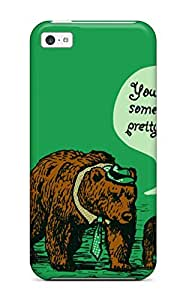 Slim New Design Hard Case For Iphone 5c Case Cover - DjTuTfA2070xVIID by lolosakes