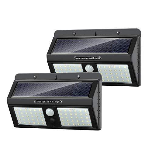60 Led Solar Motion Sensor Flood Light in US - 5