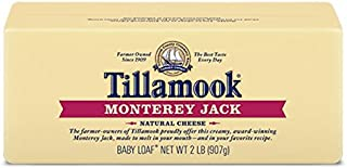 product image for Tillamook Cheese 2lb Baby Loaf (Choose Flavor Below) (Monterey Jack)
