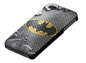 Designer iPhone 5 cover case batman logo design made by FansCases