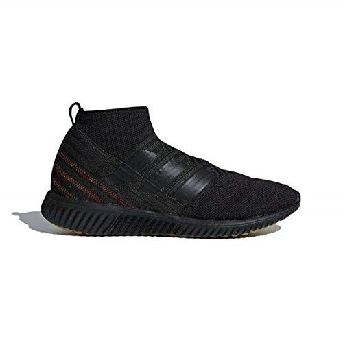 adidas Mens Nemeziz Mid Soccer Shoes Core Black/Black/Black