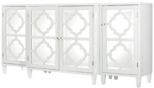 Amazon.com: Reflections Three piece Cabinet Set, 3 PIECE SET ...