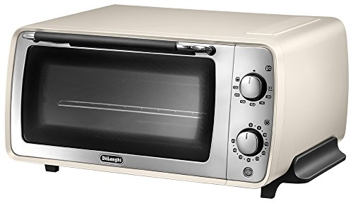 'DeLonghi Distinta collection Oven and toaster EOI406J-W (Pure White)AC 100V Japan Import-No Warranty