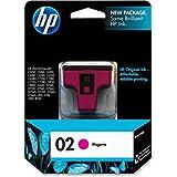 HP 02 Magenta Original Ink Cartridge (C8772WN)