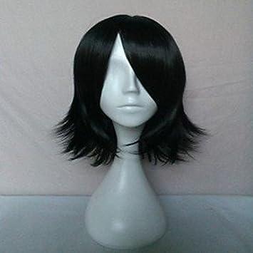OOFAY JF® pelo sintético nueva de la llegada mujer pelucas cortas rectas pelucas cosplay peluca