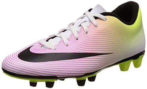 Fg De Blanc blanco black Nike Orange Foot Blanco Cassé Vortex Homme Chaussures white volt Ii Mercurial total 8nPwOXPt