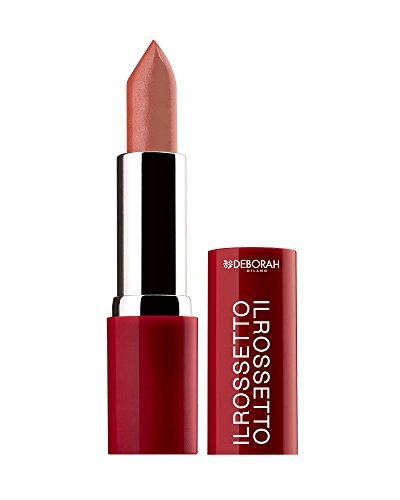 deborah-milano-il-rossetto-lipstick-in-shades-of-pink-red-and-brown-a-soft-creamy-vitamin-enriched-l