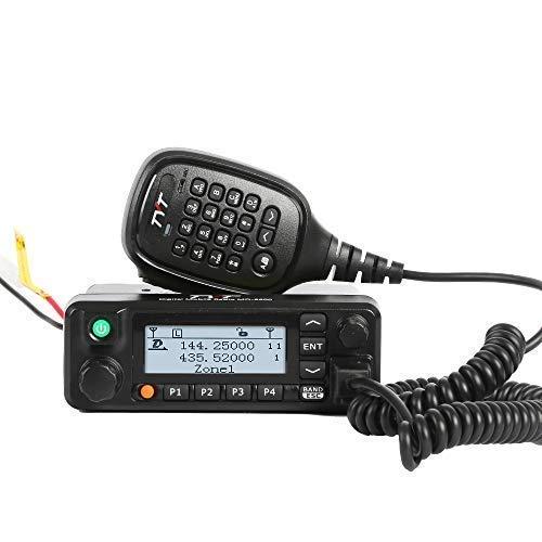TYT MD-9600 (No GPS) Dual Band 136-174MHz/400-480Mhz Digital Mobile Ham Radio VHF/UHF Car Amateur DMR Transceiver