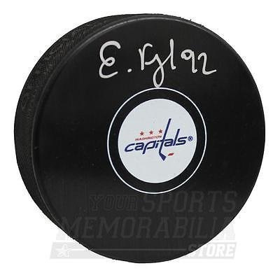 Evgeny Kuznetsov Washington Capitals Signed Autographed Capitals Hockey Puck