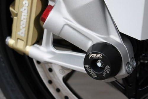 Satz GSG Moto Sturzpads Vorderrad passend für die BMW S 1000 RR 12-